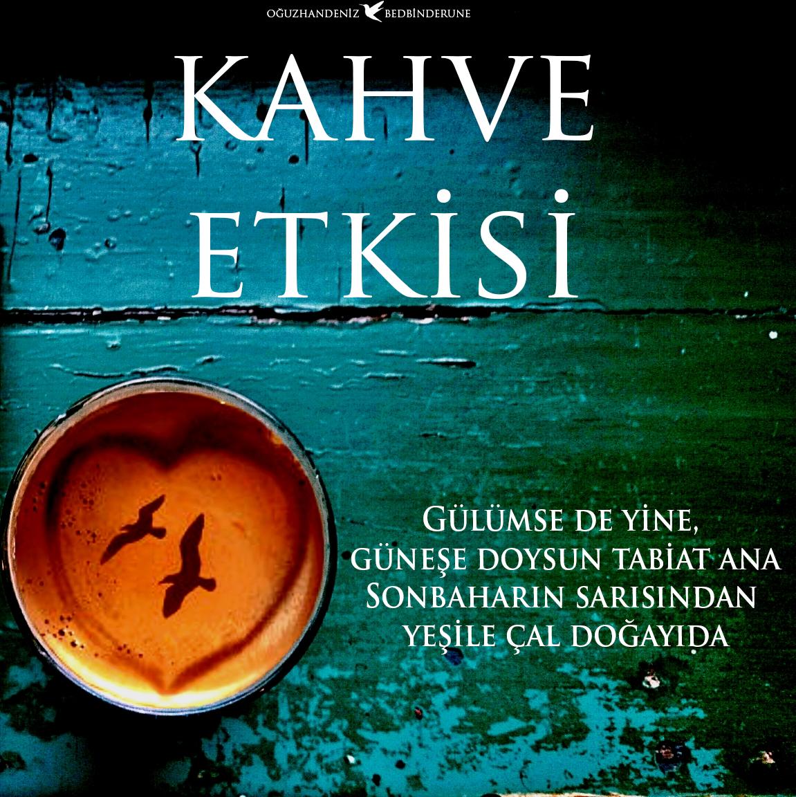 Kahve Etkisi-Kapak