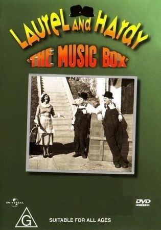 The Laurel and Hardy short film The Music Box. A comedy released in 1932. A classic, a true classic by any definition of the word!