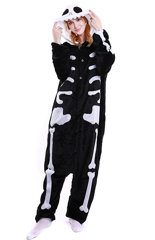 b6ff653d5 ABING Halloween Pajamas Homewear Onepiece Onesie Cosplay Costumes ...