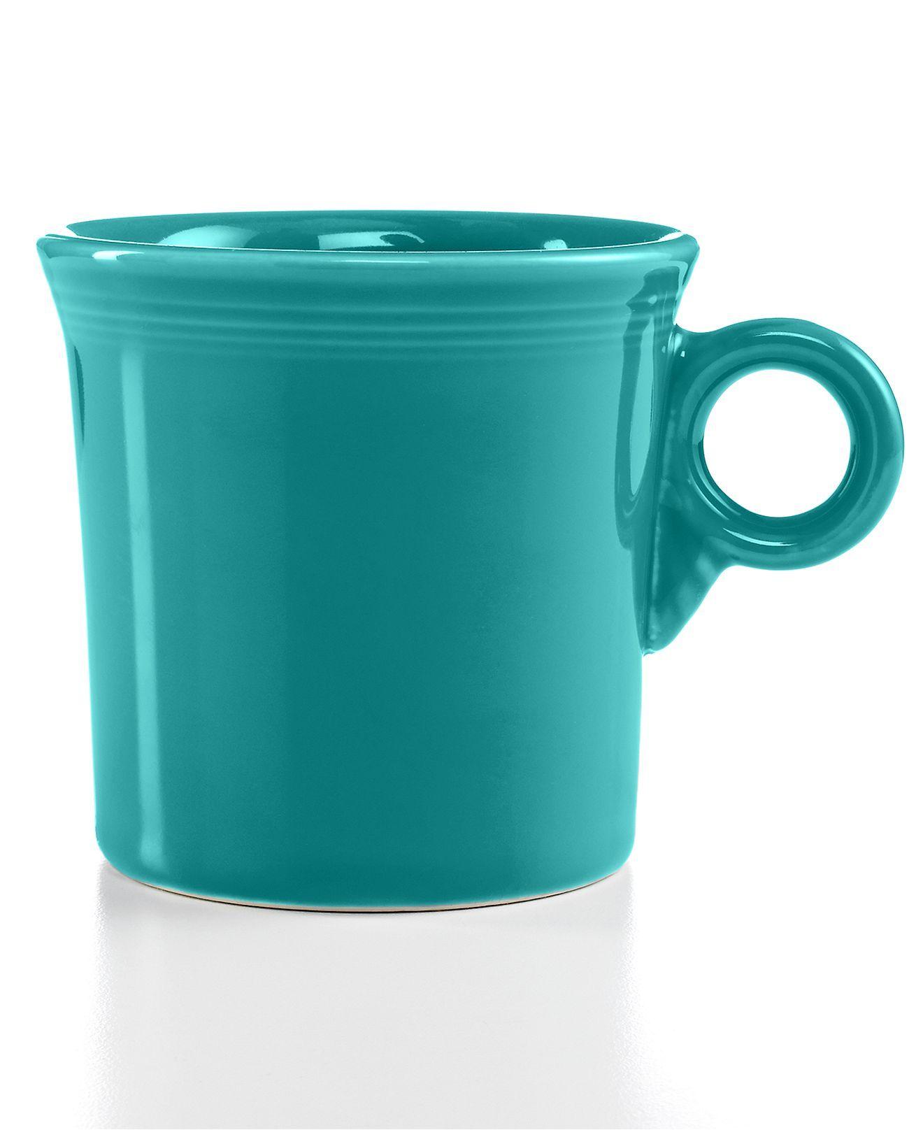 Fiesta 10-oz. Mug - Casual Dinnerware - Dining & Entertaining - Macy's