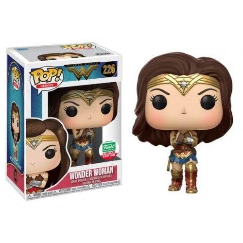 Figur 9 cm Exclusive Funko Wonder Woman The New 52 POP Film, TV & Videospiele