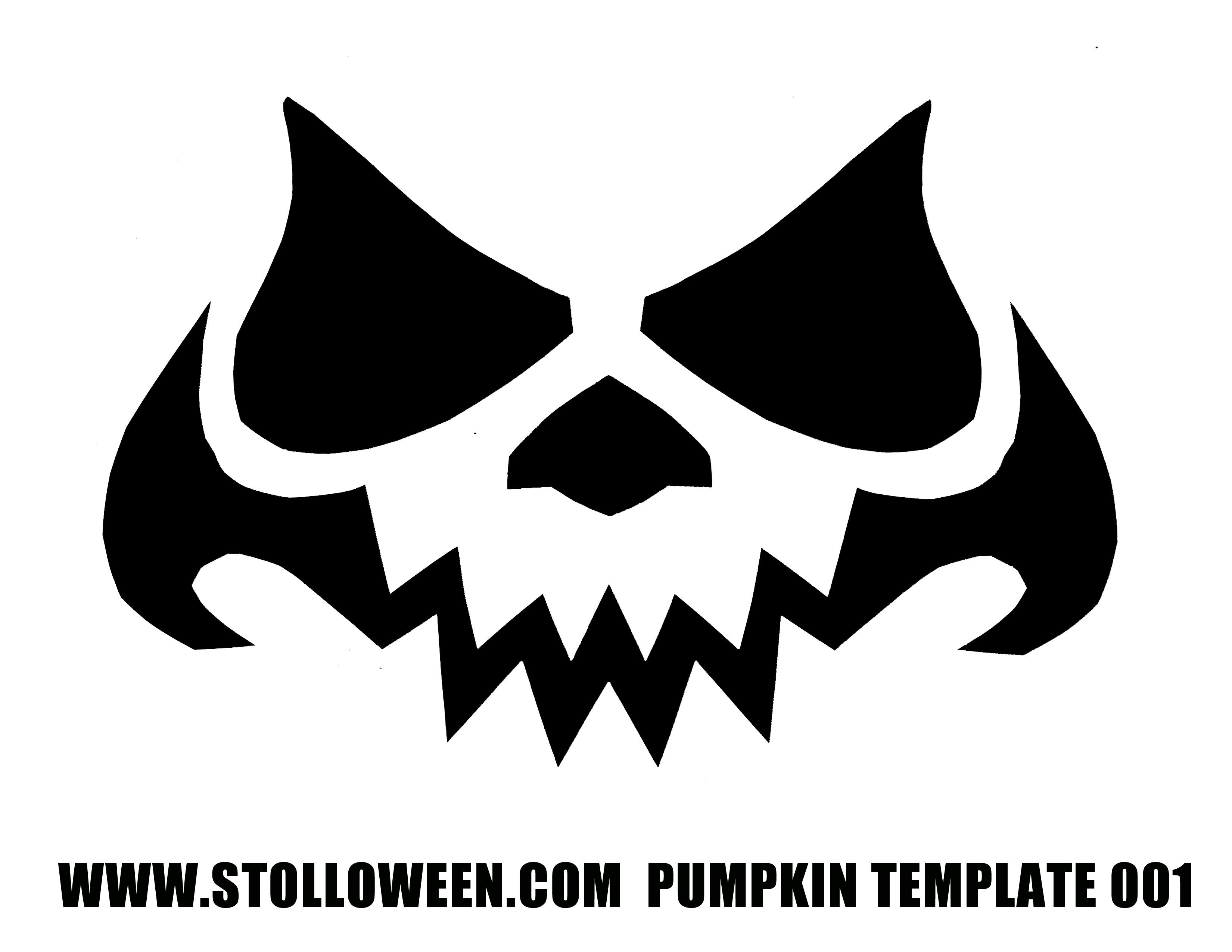 100 Printable Pumpkin Templates