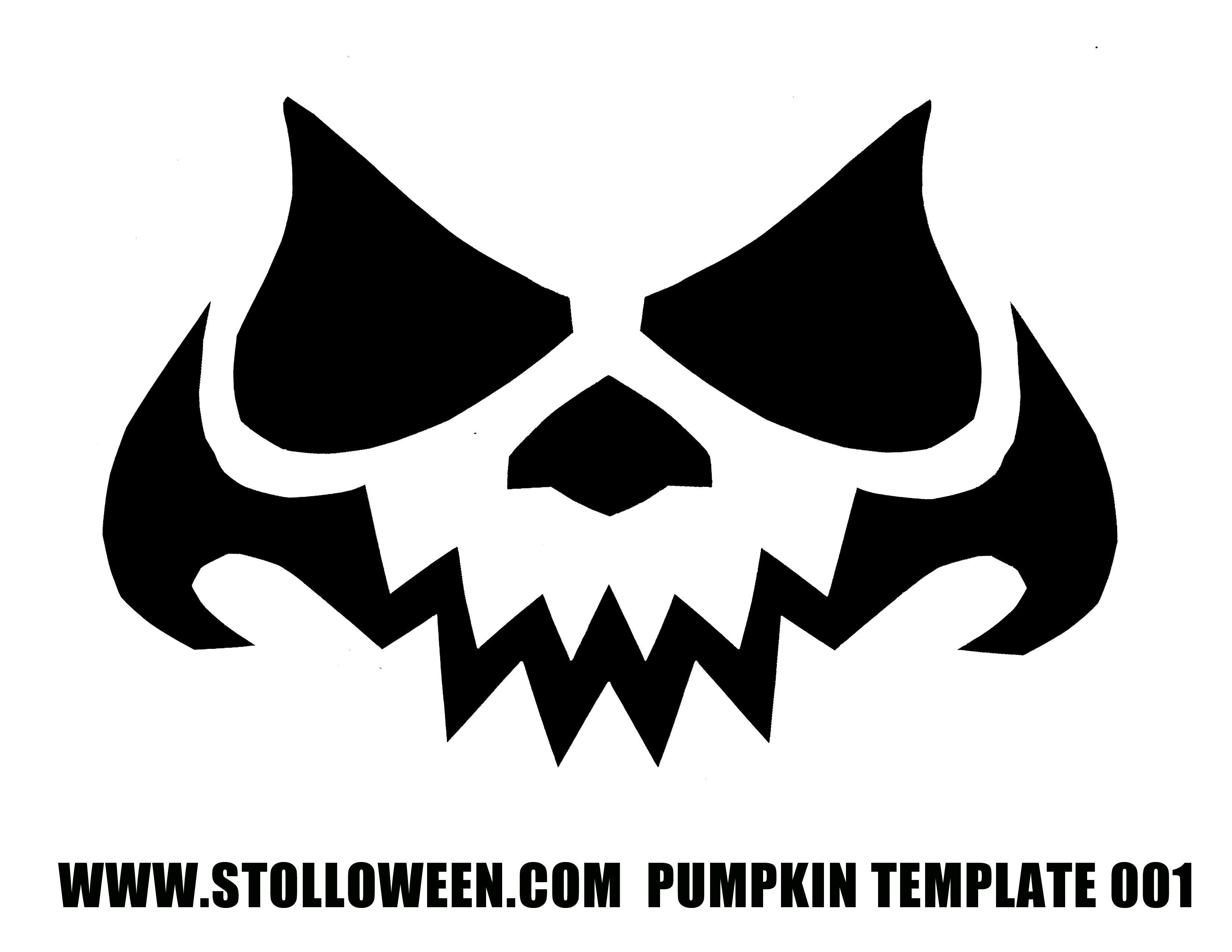 100 Printable Pumpkin Templates