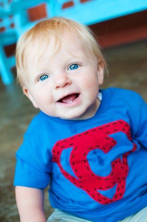 Súper bebés. | Super babies.
