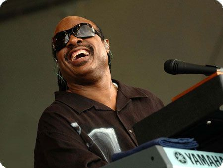 The Wonders of Stevie in the 70s, 80s, and 90s - Stevie Wonder has had quite an interesting musical career. Click the pic and checkout some of his highlights!