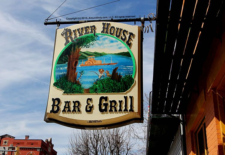 River House Bar Grill In Vevay Indiana Bars For Home River House Bar Grill