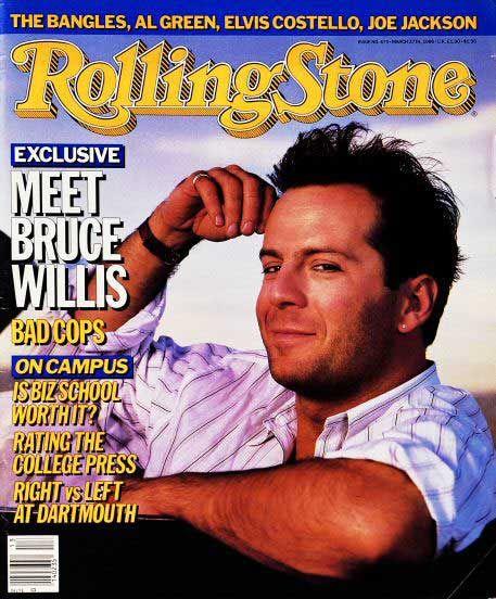 Bruce Willis :)
