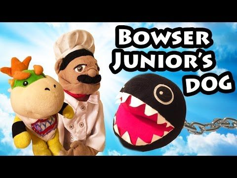 Sml Movie Bowser Junior S Dog Youtube Sml Bowser