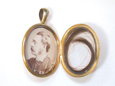 Steadfast Hope Locket