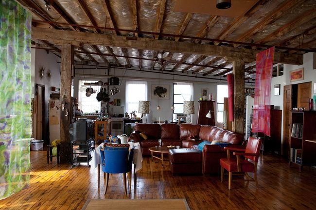 Loft Tenant Explains Reasons for Rent Strike - The New York Times
