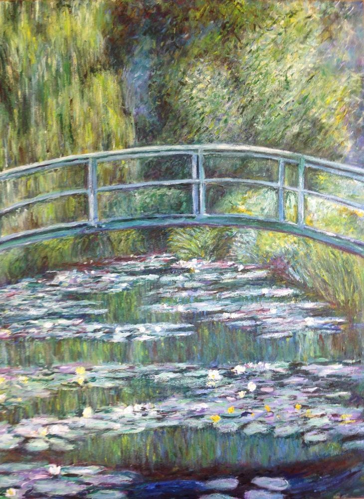 File:Bridge Over a Pond of Water Lilies, Claude Monet 189jpg