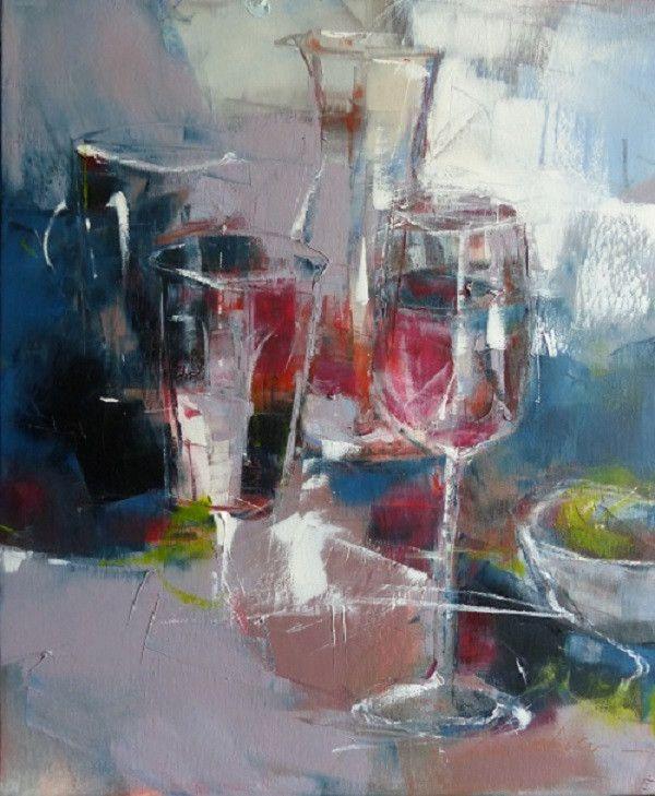 éva GOHIER - Cristallin - sur KAZoART, galerie du0027art en ligne