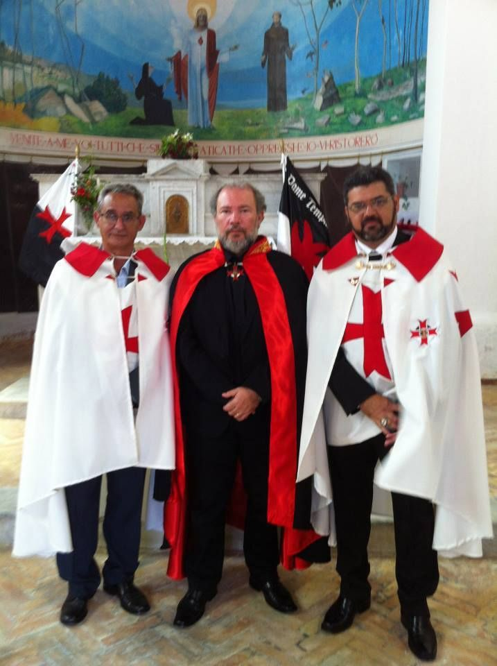 Sovrano Ordine Monastico Militare dei Cavalieri Templari