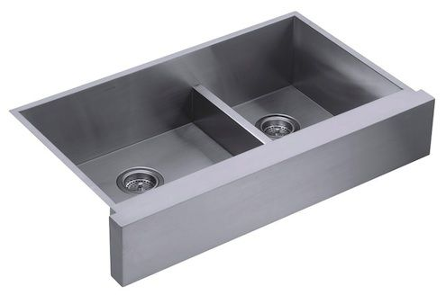 Apron Front Sinks: Pros And Cons. Apron Front SinkStainless Steel ...