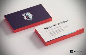 Colored Edge Business Cards Colored Edge Business Cards Edge