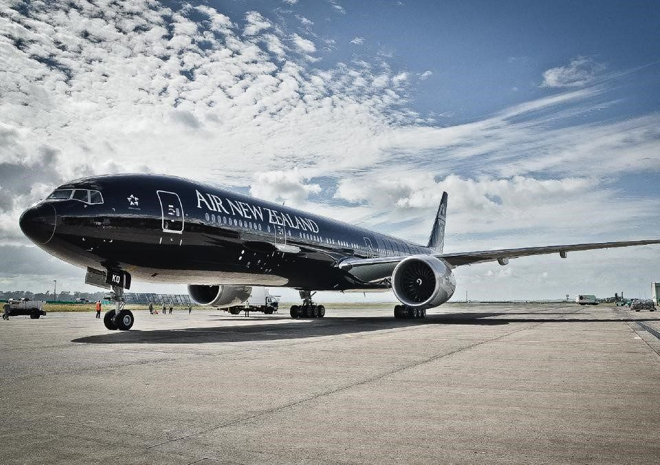 Top 10 Safest Airlines in The World Air new zealand