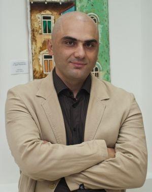 Artist David Martiashvili
