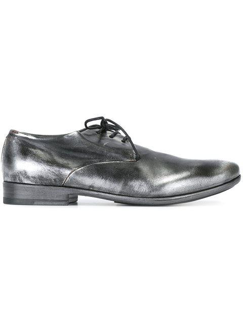 Marsall Lacets Bi-couleur Chaussures - Métallique 7Wl42