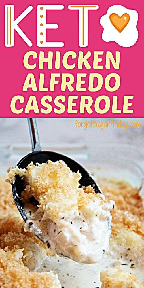 This easy keto casserole recipe will become your next favorite keto dinner recipe (low carb dinner r...