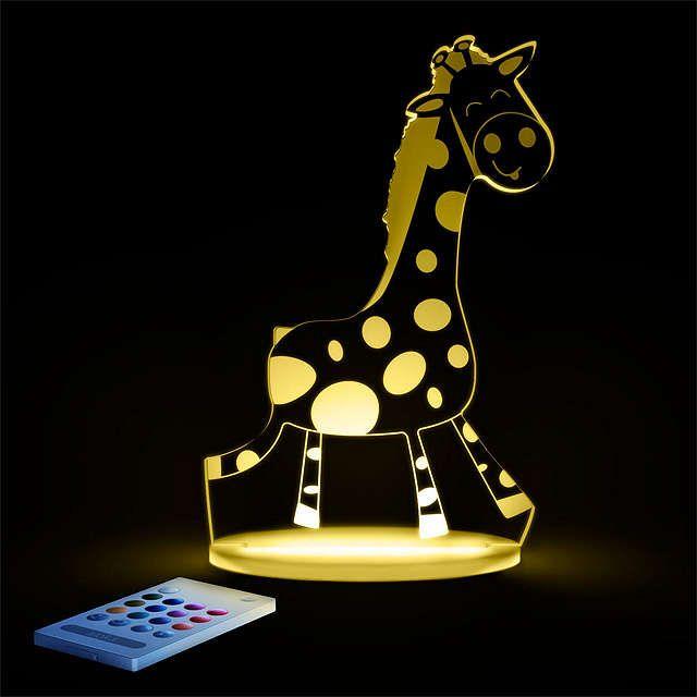BuyAloka Baby Giraffe Sleepylight Night Light Online at johnlewis.com