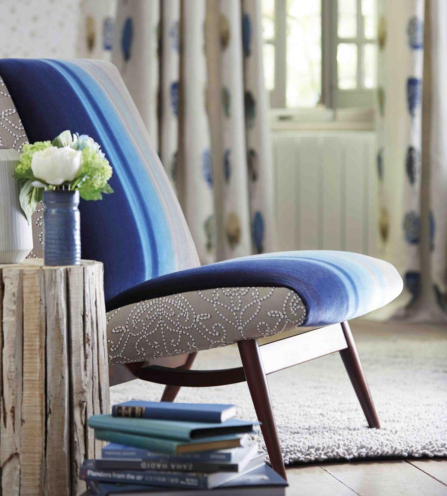 Amazilia Velvets Blue Furniture Furniture Home Decor