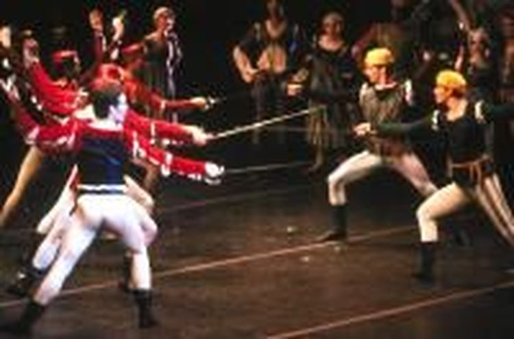 A Closer Look At The Montague Capulet Feud In Romeo And Juliet