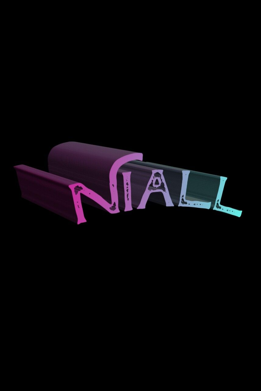 Niall Letters Png Name Made By Myself One Direction James Horan Niall Horan