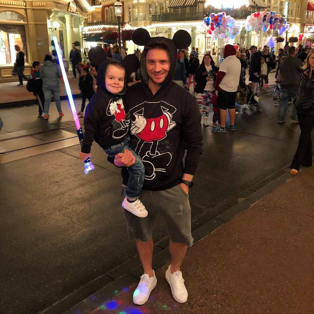 The son of Sergei Lazarev shows artistic inclinations 09.02.2018 28