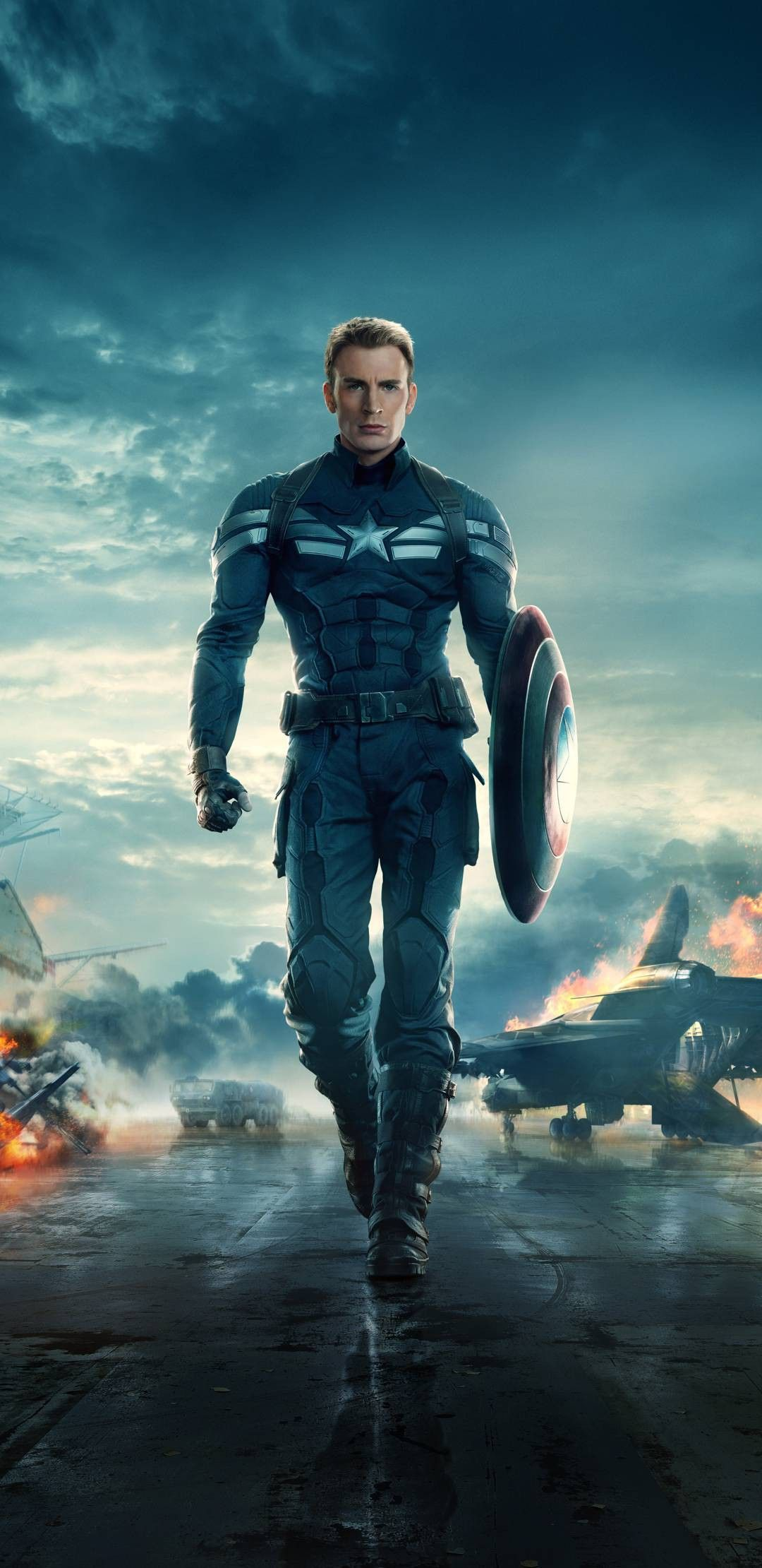 Captain America The Winter Solider Textless Wallpaper Marvel Captain America Marvel Movies Captain America Wallpaper