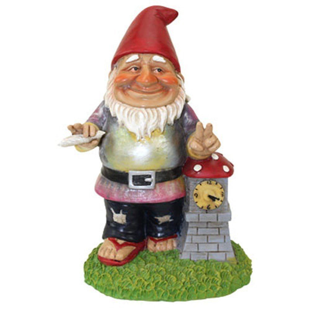 Pin On Gnomes Are Evil