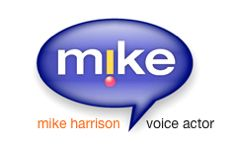 Mike Harrison, voice actor