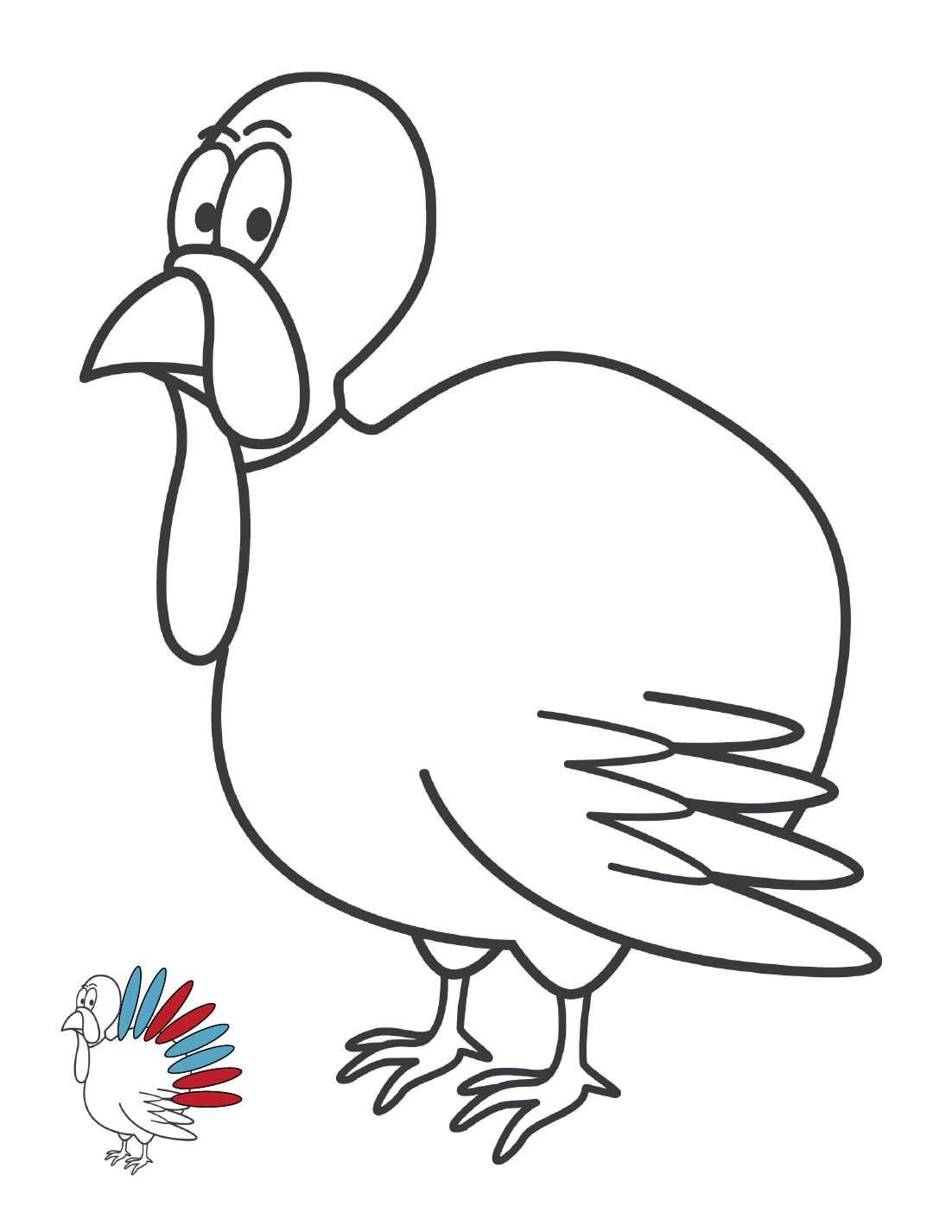 Lovecoloring Com Turkey Coloring Pages Coloring Pages Cute Coloring Pages