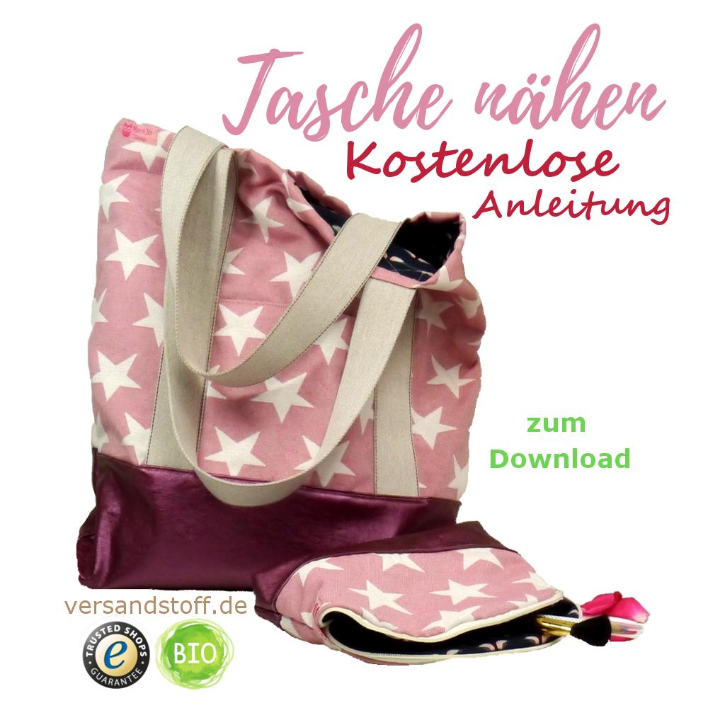 Photo of Freebie Taschen Nähen
