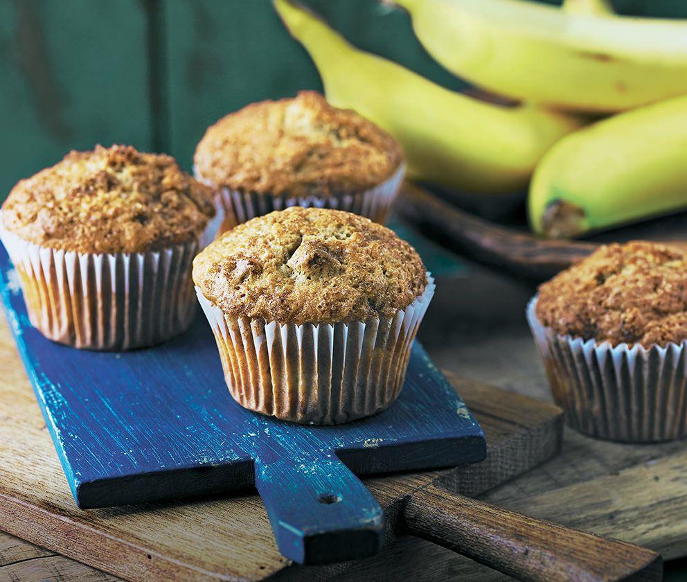 Banana Pecan Date Muffins Recipe Date Muffins Asda Recipes Banana Pecan