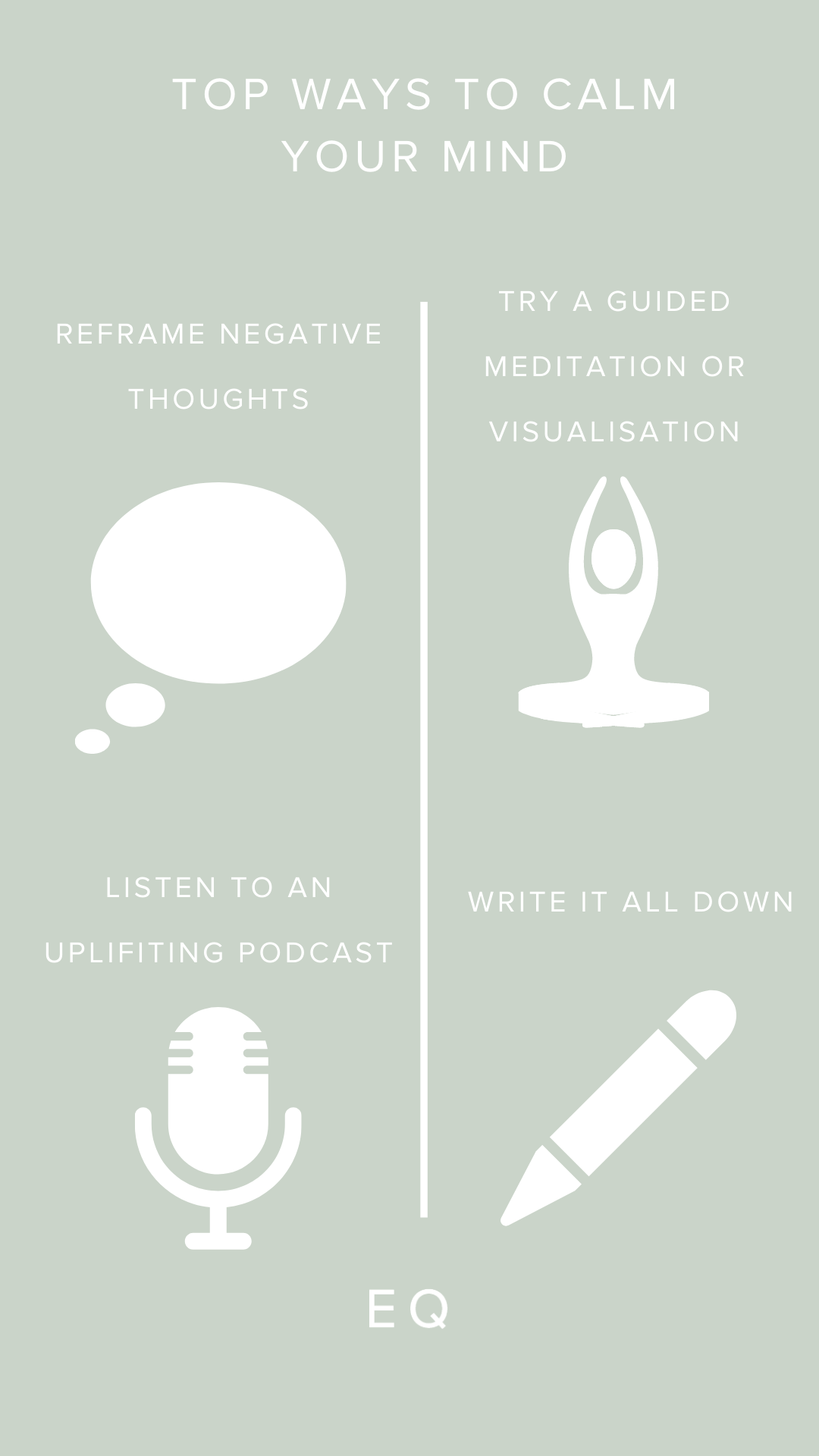Top Ways to Calm Your Mind