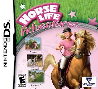 Amazon Com Horse Life Adventures Nintendo Ds Video Games