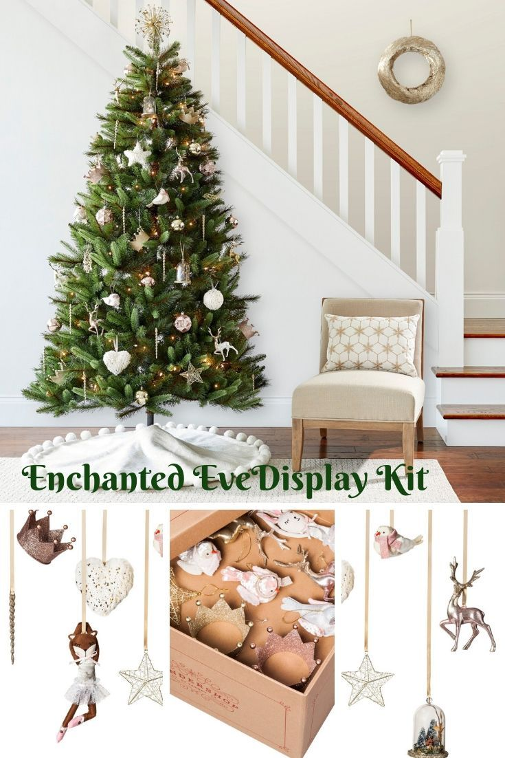 Love This Enchanted Eve Christmas Tree Decorating Kit Christmas Family Celebration Party Decora Christmas Decorations For The Home Decor Tree Decorations