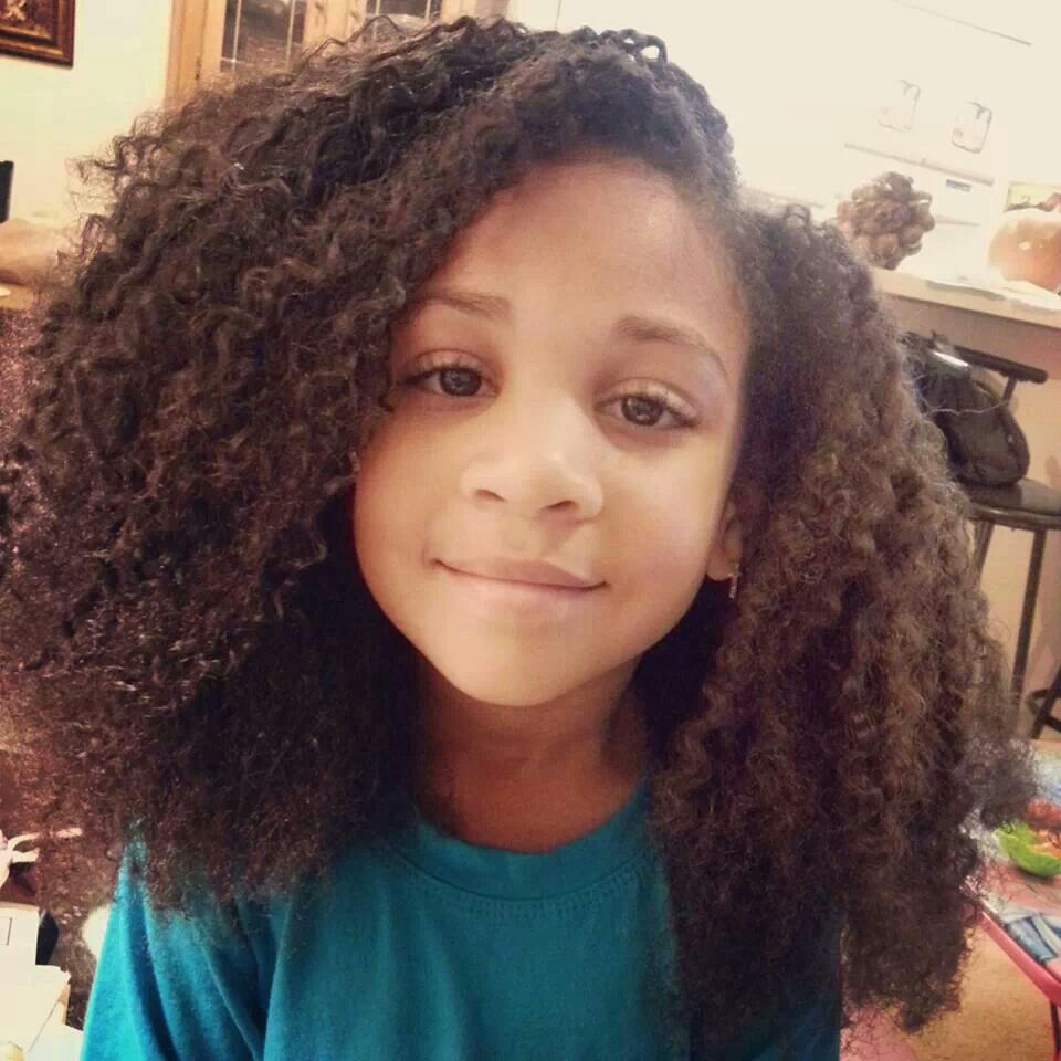 Hairstyles For Kids Curly Hair | Fade Haircut
