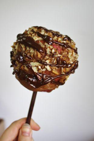 This Rawsome Vegan Life: OH MY RAW caramel apples