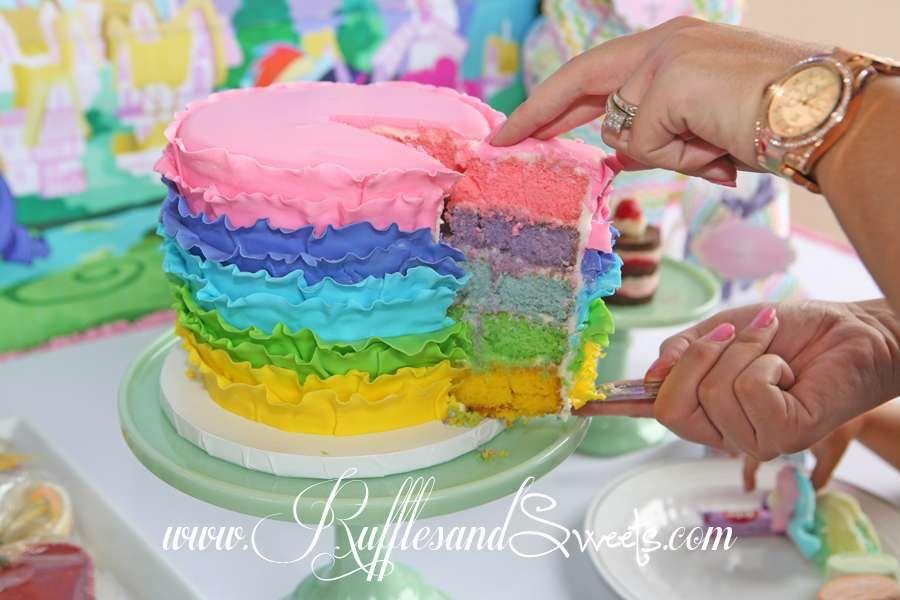 My Little Pony Friendship is Magic Birthday Party Ideas