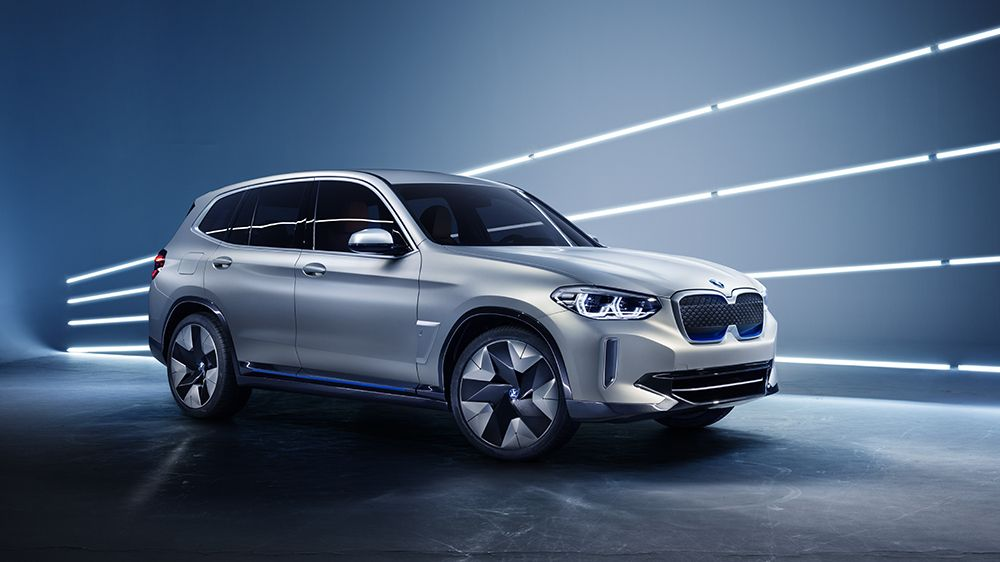 Photo of ICYMI: BMW's All-Electric iX3 SUV Will Graduate From Concept to Production Nex…