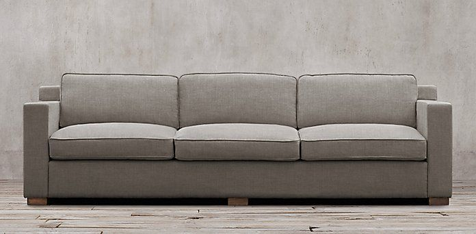 Collins Sofa Restoration Hardware 7 10 Foot Lengths 93