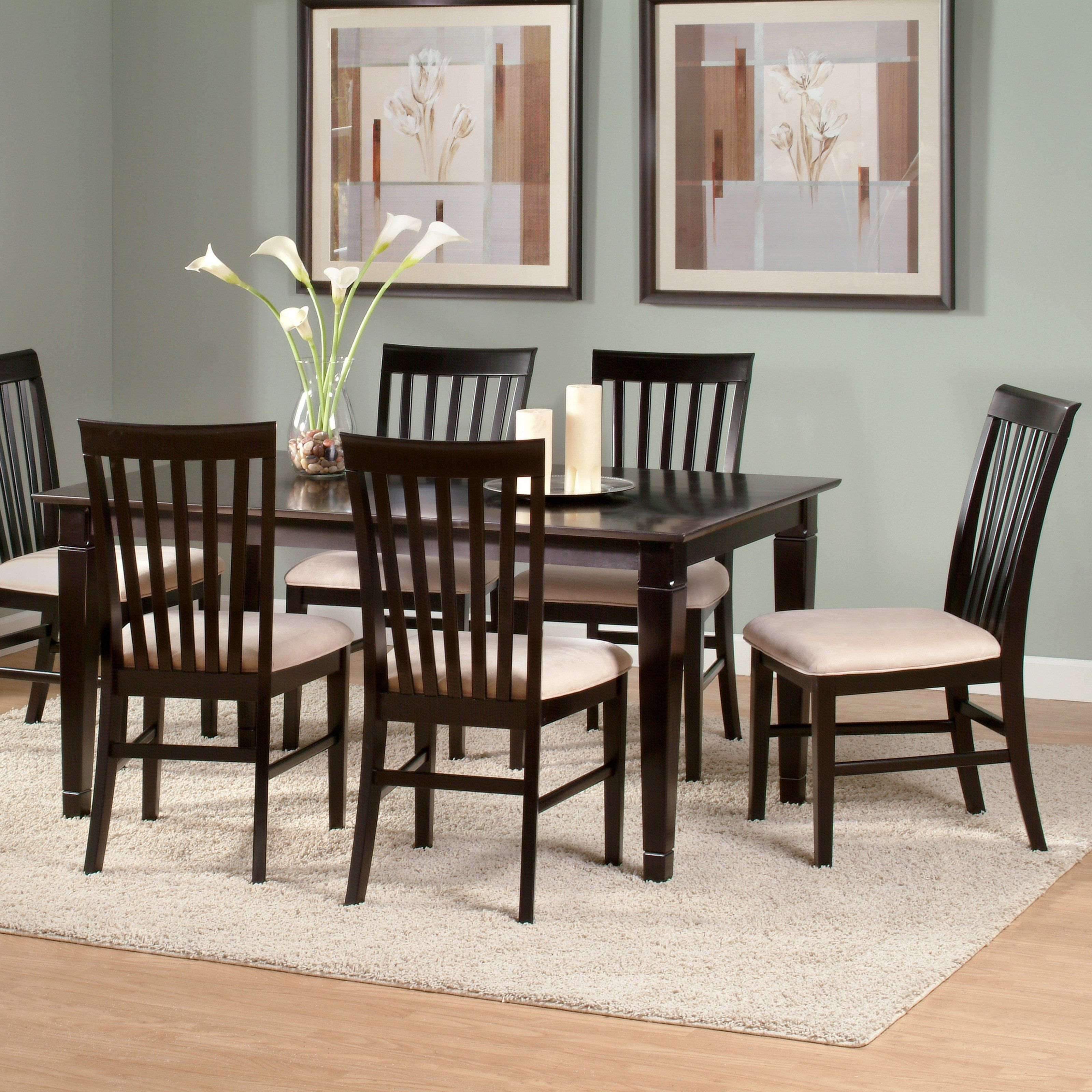 Broyhill Affinity Dining Room Set Deco 7Piece Dining Set $105599  For The Home  Pinterest