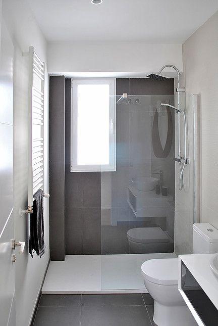 Antes Y Después De Una Reforma Low Cost Bath Small Bathroom And - Low cost bathrooms