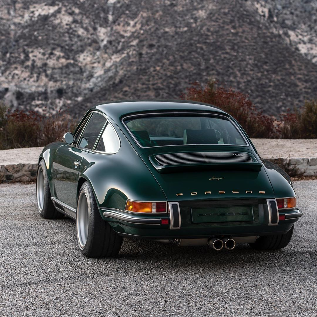 Singer Vehicle Design On Instagram The Lauf Commission Exterior And Mechanical Specifications Continuing Our Look At Tuv A Vintage Porsche Old Cars Porsche