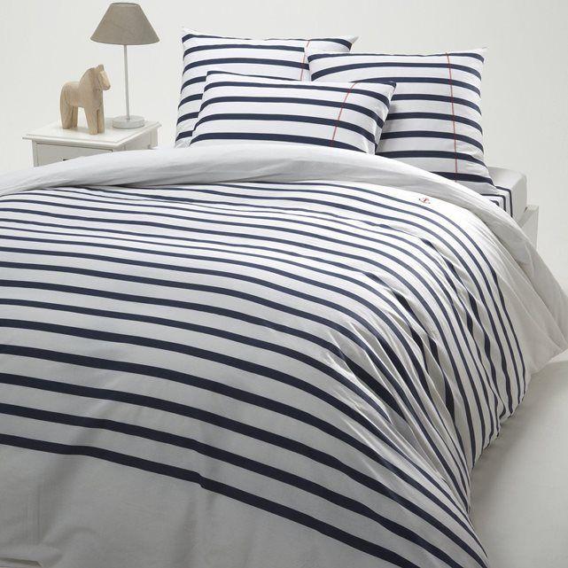 taie d oreiller mal la redoute interieurs linge de lit pinterest couette housse de. Black Bedroom Furniture Sets. Home Design Ideas