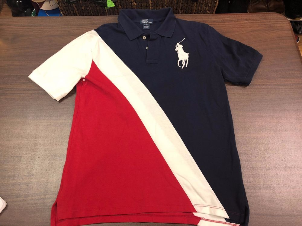 Polo Ralph Lauren Big Pony – Red 5db3a6156