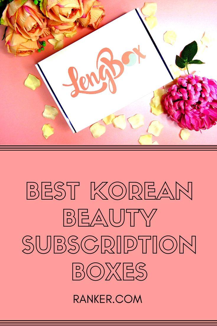 The Best Korean Beauty Subscription Boxes Korean beauty
