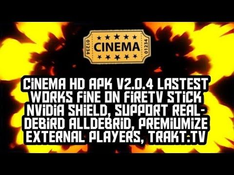 UPDATE CINEMA HD V2.0.4🚩 FIRESTICK & ANDROID FAST INSTALL
