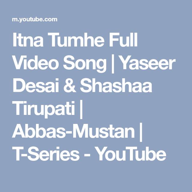 Itna Full Video